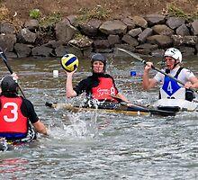 2008 Australian Canoe Polo Championships by Darren Stones