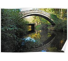 Beggars Bridge  Glaisdale, North Yorkshire Moors again! Poster
