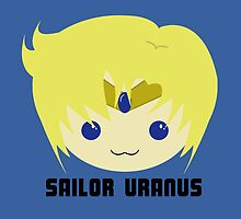 Sailor Uranus by sunnehshides