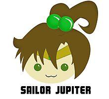 Sailor Jupiter Photographic Print