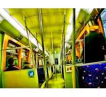 Subway Photographic Print