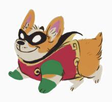Da-Na-Na-Na-Na-Na-Na-Na! CeCe Cosplay: Robin  by crunchydomfam
