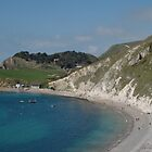 Lulworth Cove by bubblebat