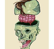 Brains on the Brain by Faustice