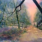 Hermit's Bridge revisited by Glenn Marshall