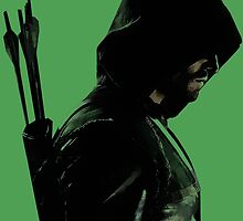 Oliver Queen by shadow19