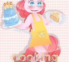 Cooking Pinkie by vogelchan