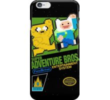 Super Adventure Bros. iPhone Case/Skin