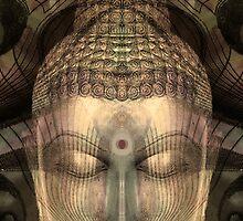 Buddha On My Mind by Rois Bheinn Art and Design