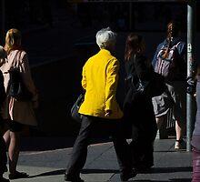 The yellow Coat by bidkev1