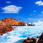 Canal Rocks .. by Gordon Pressley