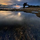 Kelp Pool Evening by Robert Mullner