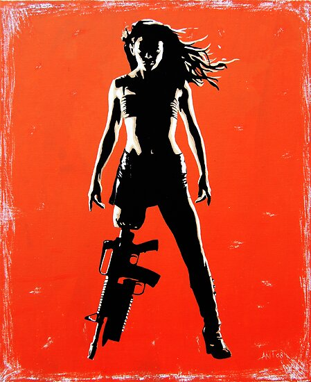 Planet Terror by anticus50