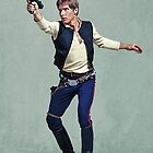 Han solo by seamless