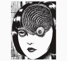 Uzumaki – Eye by gentlemenwalrus