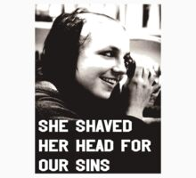 BRITNEY SHAVED HER HEAD FOR OUR SINS by ideanuk
