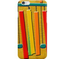 MUSICAL CHIMES iPhone Case/Skin