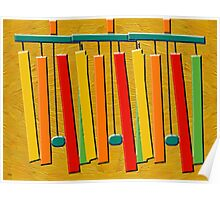 MUSICAL CHIMES Poster