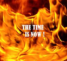 The time is NOW by Emi Noris