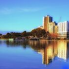 South Perth Foreshore by Gareth Chalklen