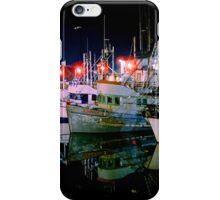 Fishing Fleet iPhone Case/Skin