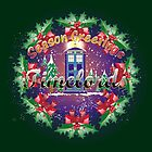 TIMELORDS GREETINGS by karmadesigner