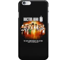 Doctor Who 50th Anniversary iPhone Case/Skin