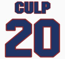 National baseball player Benny Culp jersey 20 by imsport