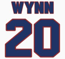 National baseball player Early Wynn jersey 20 by imsport