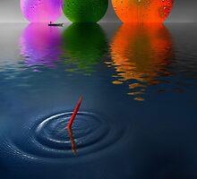 Floating Spheres by Igor Zenin