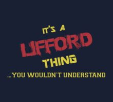 It's A LIFFORD thing, you wouldn't understand !! by itsmine
