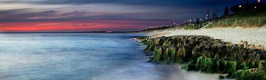 Western Australia Coast line by Kirk  Hille