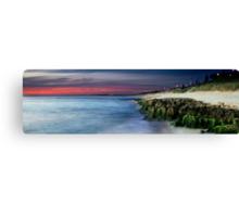 Western Australia Coast line Canvas Print
