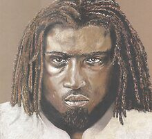 Ricky Williams by draven14