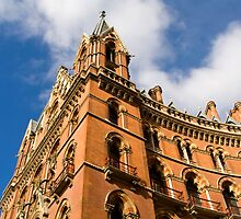 St Pancras , London by Rob  Ford