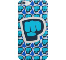 PewDiePie BroFist Pattern iPhone Case/Skin