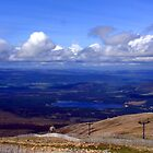 Cairngorm view by Tom Gomez