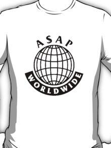 ASAP Mob  Worldwide T-Shirt