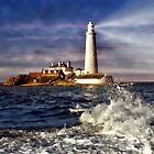 St. Marys Island by Alan Mattison