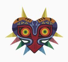 Majoras Mask Legend of Zelda by taylarwong