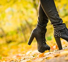 High heels by JH-Image