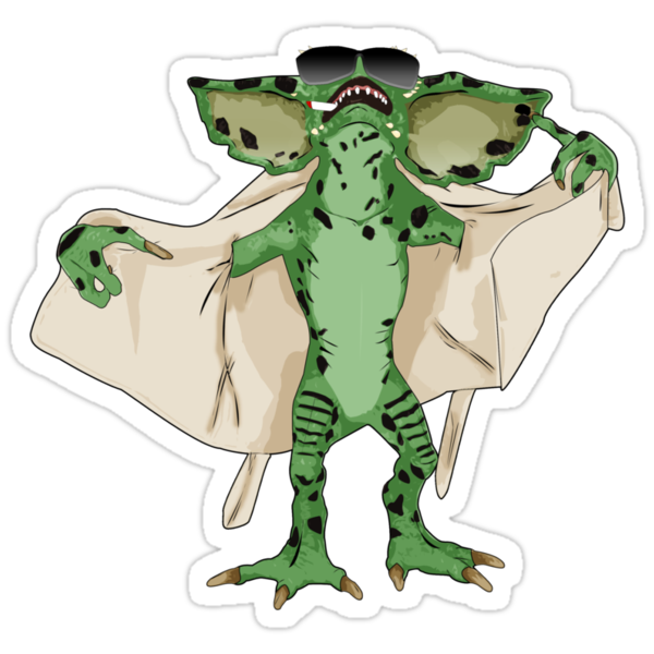 Gremlin Flasher by vicmvarela