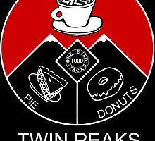 Twin Peaks Diet by FrancisMacomber