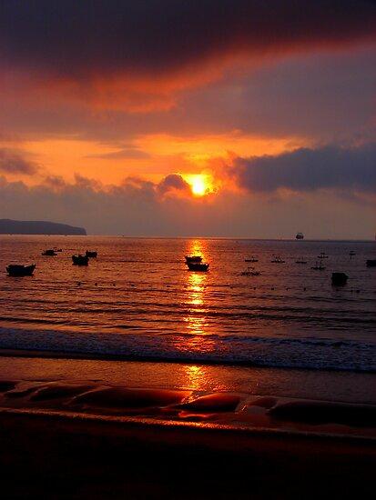 Good Morning Vietnam by Kathryn Potempski