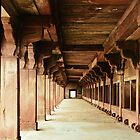 Elephant Stables,Fatehpur Sikri, Agra, India by rochelle
