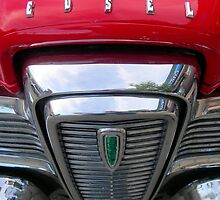 Red Edsel by Kathleen Brant