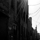 Hidden Alley... by Jenson Yazzie