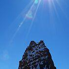 Cold Bright Rock by Jenson Yazzie