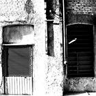 Two Doors... by Jenson Yazzie