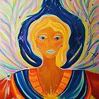 Archangel Michael by jonkania
